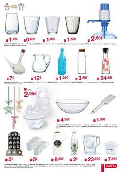 Ofertas de Agua  en el folleto de Chafiras en San Cristobal de la Laguna (Tenerife)