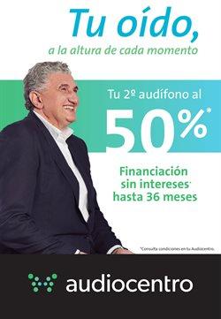 Ofertas de Audiocentro  en el folleto de Málaga