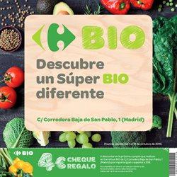 Ofertas de Carrefour BIO  en el folleto de Madrid