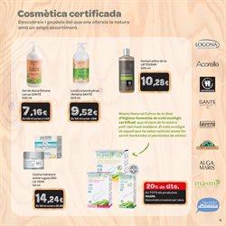 Ofertas de Crema hidratante  en el folleto de Carrefour BIO en Barcelona