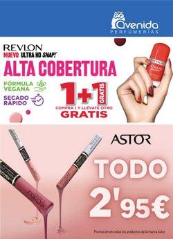 Ofertas de Perfumerías Avenida en el catálogo de Perfumerías Avenida ( 12 días más)