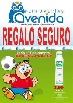 Ofertas de Perfumerías y belleza  en el folleto de Perfumerías Avenida en Ávila