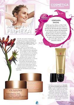 Ofertas de Clarins  en el folleto de Perfumerías Avenida en Madrid