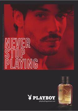 Ofertas de Playboy  en el folleto de Perfumerías Avenida en León