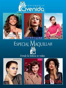 Ofertas de Perfumerías Avenida  en el folleto de Salamanca