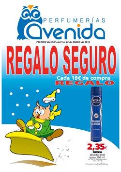 Ofertas de Perfumerías y belleza  en el folleto de Perfumerías Avenida en León