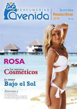 Ofertas de Perfumerías Avenida  en el folleto de Segovia