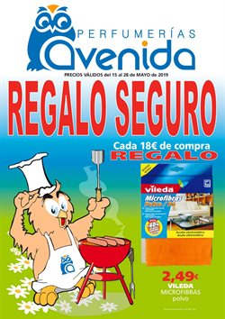 Ofertas de Perfumerías Avenida  en el folleto de León