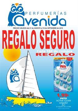 Ofertas de Perfumerías Avenida  en el folleto de Lugo