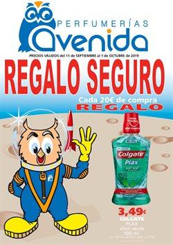 Ofertas de Perfumerías Avenida  en el folleto de Alcalá de Henares