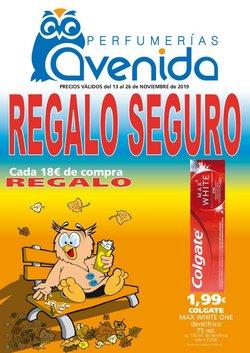 Ofertas de Perfumerías Avenida  en el folleto de Ávila