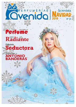 Ofertas de Perfumerías Avenida  en el folleto de Arévalo