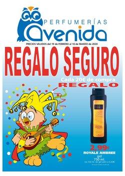 Ofertas de Perfumerías y Belleza en el catálogo de Perfumerías Avenida en Carcaixent ( 12 días más )