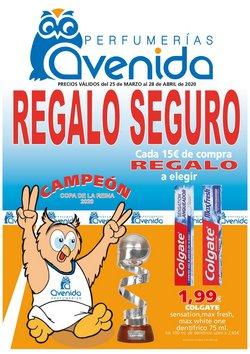 Catálogo Perfumerías Avenida en Petrer ( 23 días más )