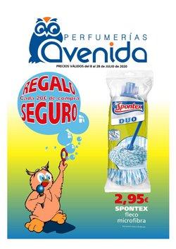 Catálogo Perfumerías Avenida en Benidorm ( Publicado ayer )