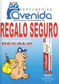 Catálogo Perfumerías Avenida en Chiclana de la Frontera ( 8 días más )