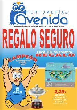 Ofertas de Perfumerías y Belleza en el catálogo de Perfumerías Avenida en Vila-real ( Publicado ayer )