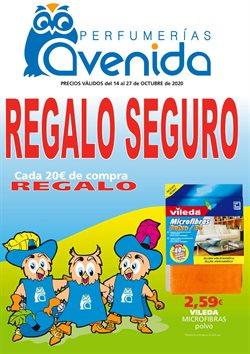 Catálogo Perfumerías Avenida en El Puerto De Santa María ( 6 días más )