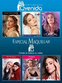 Catálogo Perfumerías Avenida en El Puerto De Santa María ( Más de un mes )
