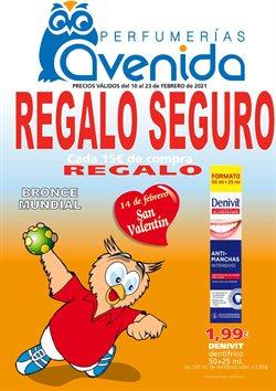Catálogo Perfumerías Avenida ( Caducado)