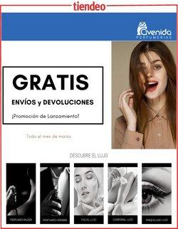 Catálogo Perfumerías Avenida ( 11 días más)