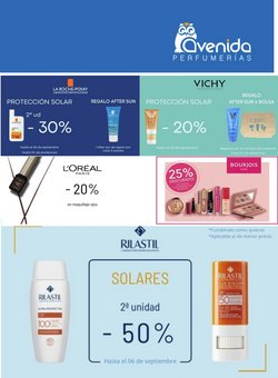 Catálogo Perfumerías Avenida ( Publicado hoy)