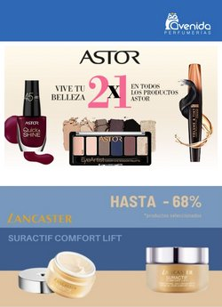 Catálogo Perfumerías Avenida ( Caduca hoy)