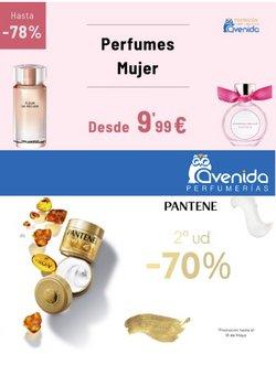 Catálogo Perfumerías Avenida ( 7 días más)