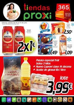 Ofertas de Proxi  en el folleto de Córdoba