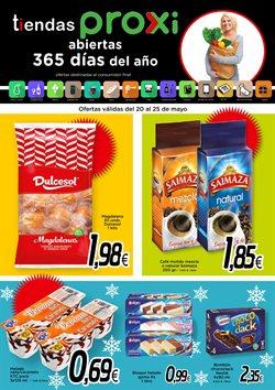 Ofertas de Proxi  en el folleto de Lucena