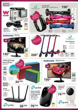 Ofertas de Hoverboard  en el folleto de MR Micro en Chiclana de la Frontera