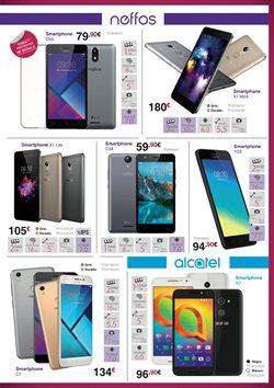 Ofertas de Alcatel  en el folleto de MR Micro en León