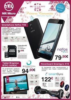 Ofertas de MR Micro  en el folleto de Madrid