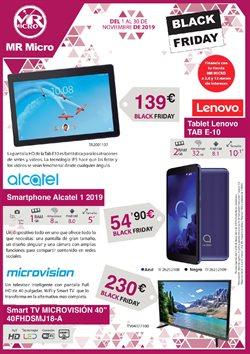 Ofertas de MR Micro  en el folleto de Bilbao