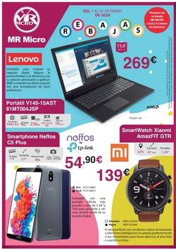 Ofertas de MR Micro  en el folleto de Rivas-Vaciamadrid