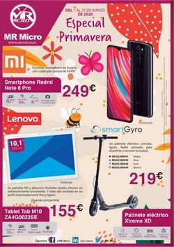 Catálogo MR Micro en L'Hospitalet de Llobregat ( Caduca hoy )