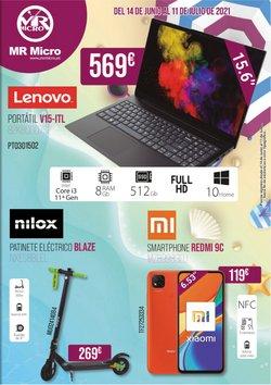 Ofertas de MR Micro en el catálogo de MR Micro ( 17 días más)