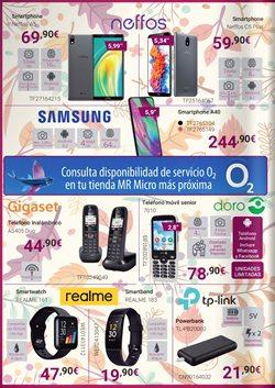 Ofertas de Teléfono móvil en MR Micro