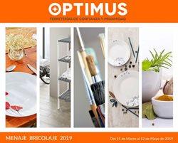 Ofertas de Optimus  en el folleto de Barcelona