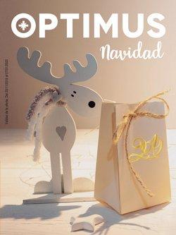Ofertas de Optimus  en el folleto de Premià de Mar