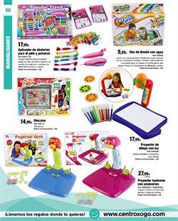 Ofertas de Colores y pinturas en Centroxogo