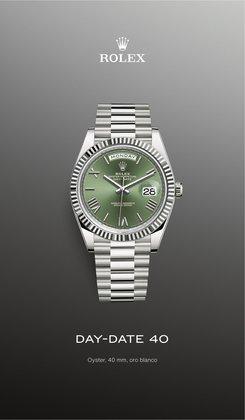 Ofertas de Primeras marcas en el catálogo de Rolex ( Más de un mes)