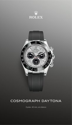 Ofertas de Rolex en el catálogo de Rolex ( Más de un mes)
