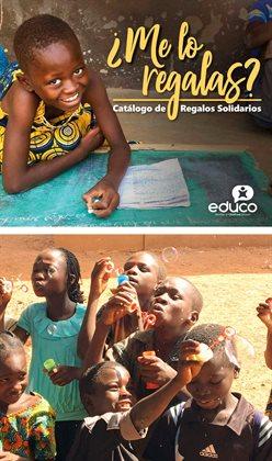 Ofertas de Educo  en el folleto de Madrid