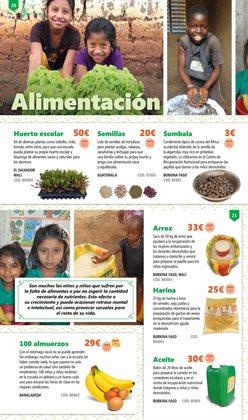 Ofertas de Arroz  en el folleto de Educo en Alfafar