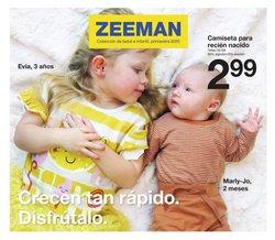 Catálogo ZEEMAN en L'Hospitalet de Llobregat ( Más de un mes )