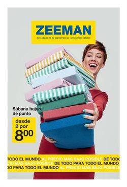 Catálogo ZEEMAN en Santa Coloma de Gramenet ( 3 días publicado )