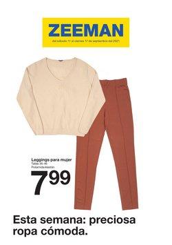 Ofertas de Ropa, Zapatos y Complementos en el catálogo de ZEEMAN ( Caduca mañana)