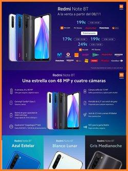 Ofertas de Xiaomi  en el folleto de L'Hospitalet de Llobregat