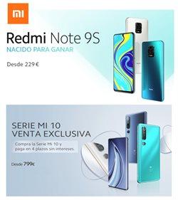 Catálogo Xiaomi ( 2 días más )